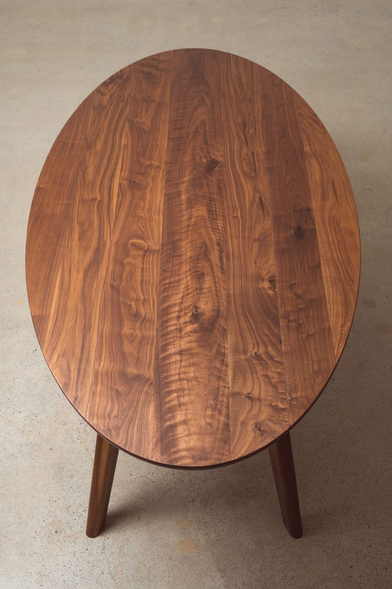 Franklin Dining Table, Oval