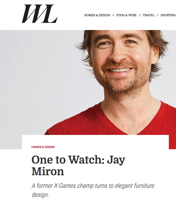 Jay Miron Media - Western Living