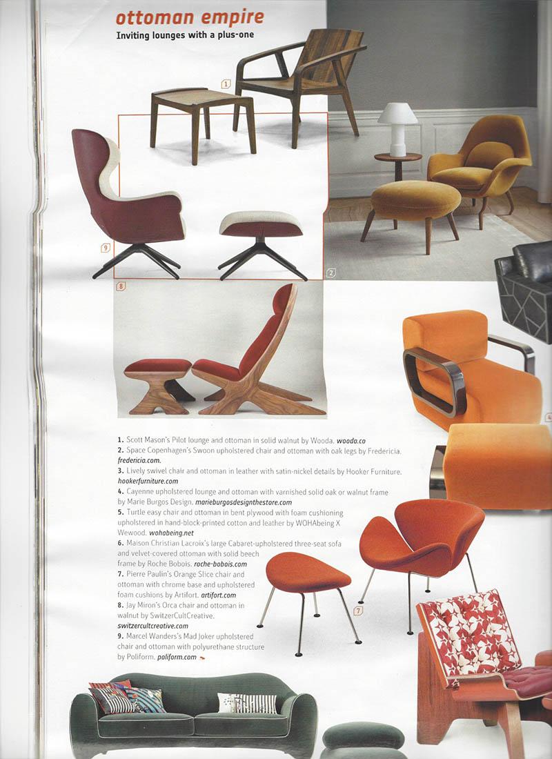 Jay Miron Media - Interior Design Mag. Spring Tabloid Jay Orca